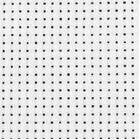 Aida-Stoff, B: 150 cm, 35 Kästchen pro 10 cm, Weiß, 3 m/ 1 Stk