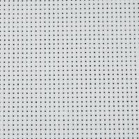Aida-Stoff, B: 150 cm, 43 Kästchen pro 10 cm, Weiß, 3 m/ 1 Stk