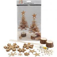 Materialset Weihnachten, Dicke 0,55 mm, 1 Set