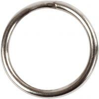 Spaltring, D: 12 mm, 10 Stk/ 1 Pck