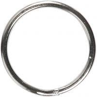 Spaltring, D: 15 mm, 10 Stk/ 1 Pck