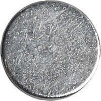 Supermagnet, D: 10 mm, Dicke 2 mm, 100 Stk/ 1 Pck