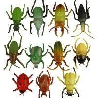 Deko-Insekten, Größe 5 cm, 60 Stk/ 1 Pck
