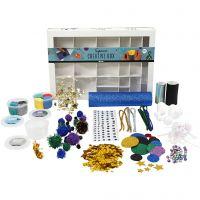 Kreativbox, Weltraum, 1 Set