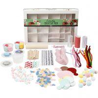 Kreativbox, Süßigkeiten, 1 Set