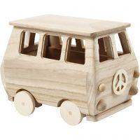 Minibus, Größe 17x10x13 cm, 1 Stk