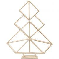 Weihnachtsbaum, H: 60 cm, B: 47 cm, 1 Stk