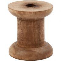 Spule, H: 50 mm, D: 30+48 mm, Lochgröße 10 mm, 10 Stk/ 1 Pck