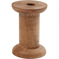 Spule, H: 70 mm, D: 30+48 mm, Lochgröße 10 mm, 10 Stk/ 1 Pck