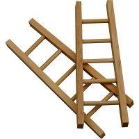 Leiter, Größe 10x3,5  cm, 6 Stk/ 1 Pck