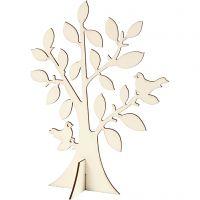 Baum, H: 24 cm, B: 18,4 cm, 1 Stk