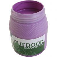 Outdoor-Farbe, Flieder, 250 ml/ 1 Fl.