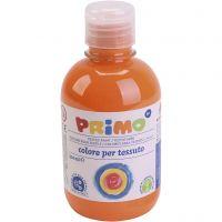 Stoffmalfarbe, Orange, 300 ml/ 1 Fl.