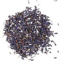 Trockenblumen, Lavendel, Lavendelblau, 1 Pck