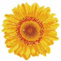 Diamond Dotz, Sonnenblume Happy Day, Größe 20x20 cm, 1 Pck