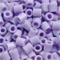 Bügelperlen, Größe 5x5 mm, Lochgröße 2,5 mm, medium, Flieder (32245), 1100 Stk/ 1 Pck