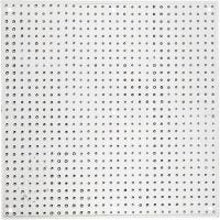 Steckbrett, Großes Quadrat, Größe 14,5x14,5 cm, 10 Stk/ 1 Pck