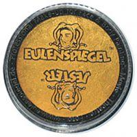 Eulenspiegel Gesichtsschminke, Perlglanz-Gold, 20 ml/ 1 Pck
