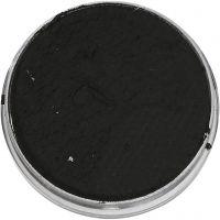 Eulenspiegel Gesichtsschminke, Schwarz, 3,5 ml/ 1 Pck