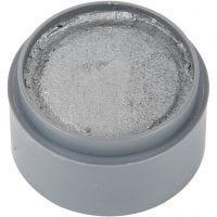 Grimas Gesichtsschminke, Silber, 15 ml/ 1 Dose