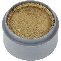 Grimas Gesichtsschminke, Gold, 15 ml/ 1 Dose