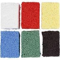 Soft Foam, Standard-Farben, 6x10 g/ 1 Pck