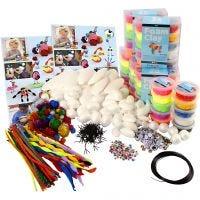 Foam Clay® Kreativ-Set, 1 Pck