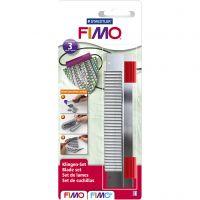 FIMO® Cutter / Messer, 3 Stk/ 1 Pck