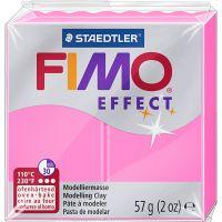 FIMO® Effect , Neonpink, 57 g/ 1 Pck