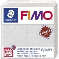 FIMO® Leder-Effekt, Elfenbein (029), 57 g/ 1 Pck