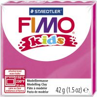 FIMO® Kids Clay, Pink, 42 g/ 1 Pck