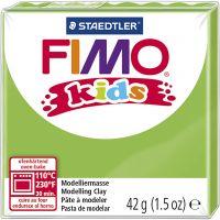 FIMO® Kids Clay, Hellgrün, 42 g/ 1 Pck
