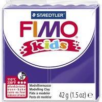 FIMO® Kids Clay, Flieder, 42 g/ 1 Pck