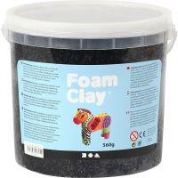 Foam Clay® , Schwarz, 560 g/ 1 Eimer
