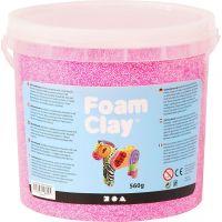 Foam Clay® , Neonpink, 560 g/ 1 Eimer