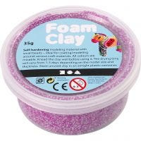Foam Clay® , Neonlila, 35 g/ 1 Dose