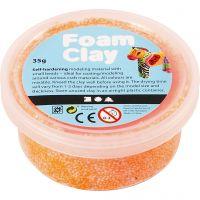 Foam Clay® , Neonorange, 35 g/ 1 Dose
