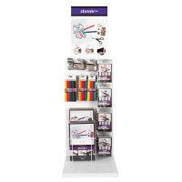 Schrumpffolienplatten, Sortierte Farben, 154 Teile/ 1 Pck