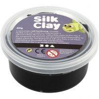 Silk Clay®, Schwarz, 40 g/ 1 Dose