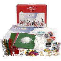 Set Weihnachtslandschaft, 1 Set