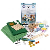 Ostergarten-Materialset, 1 Set