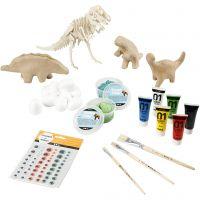 Dinosaurier-Sets, 1 Set