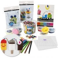 Kreativsets für Kinder, 1 Set