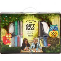 Geschenkbox für kreatives Gestalten, 1 Set