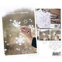 Produkt-Postkarte, Fensterdeko, A5, 14,8x21 cm, 1 Stk