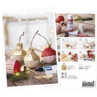 Produkt-Postkarte, Die beste Weihnachtskugel der Saison, A5, 14,8x21 cm, 1 Stk