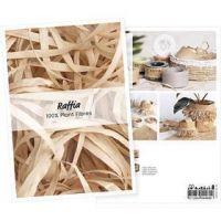 Produkt-Postkarte, Papier-Bast, A5, 14,8x21 cm, 1 Stk