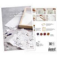 Produkt-Postkarte, Zurück zum Ursprung - Basteln mit Papier, A5, 14,8x21 cm, 1 Stk
