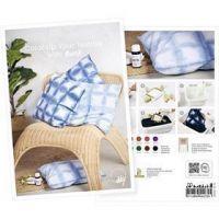 Produkt-Postkarte, Folgen Sie dem Batik-Trend, A5, 14,8x21 cm, 1 Stk