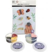 Mini-Kreativset, Insekten, 1 Set